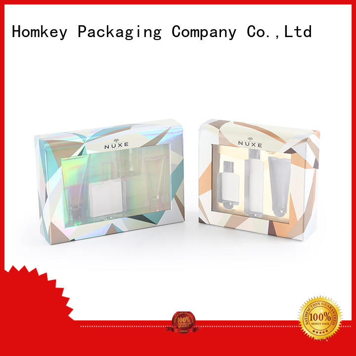 Homkey Packaging best cosmetic box packaging suppliers experts for maquillage