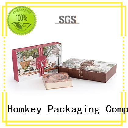 Homkey Packaging nice cosmetic packaging supplies supplier for Perfume