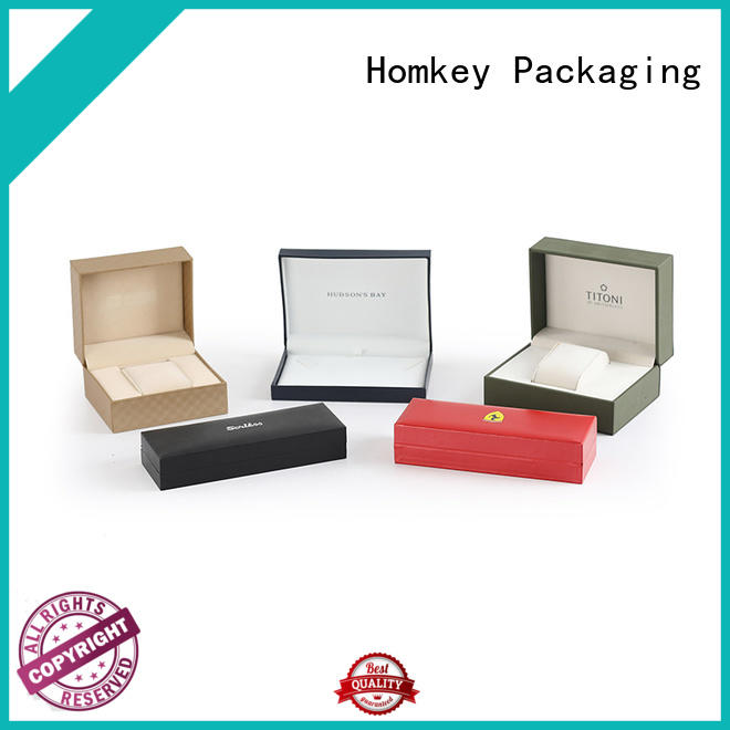 low cost jewelry boxes wholesale gift widely-use for gift packing