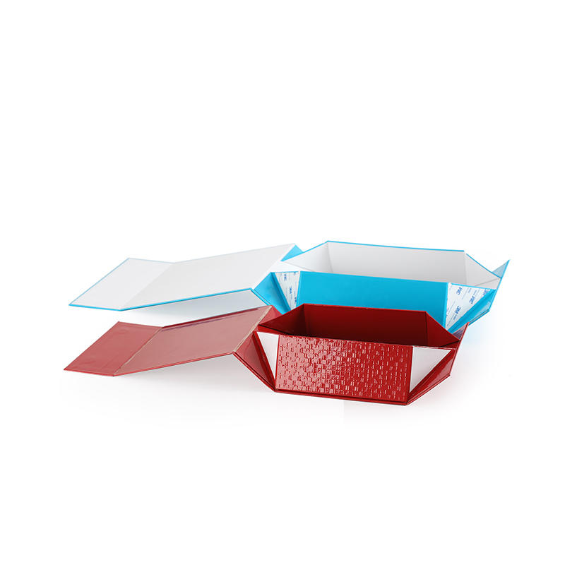 Collapsible Cosmetic Boxes