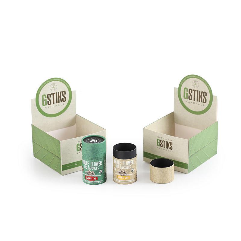 Marijuana Packaging & Display