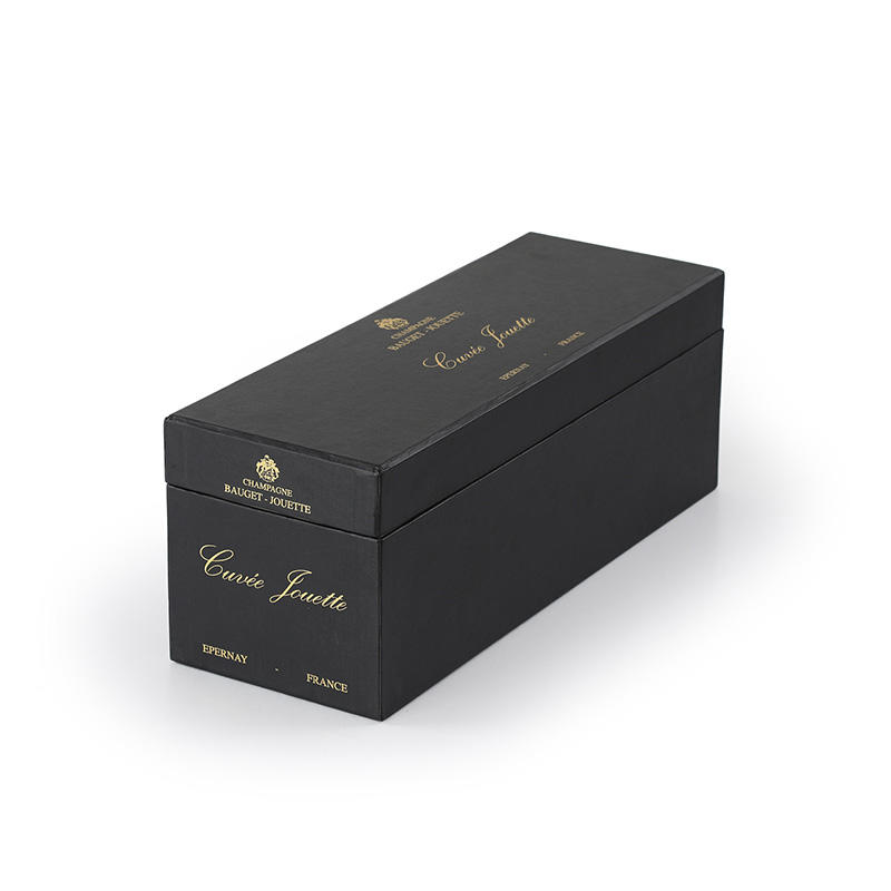Luxury Hinged Wine Box