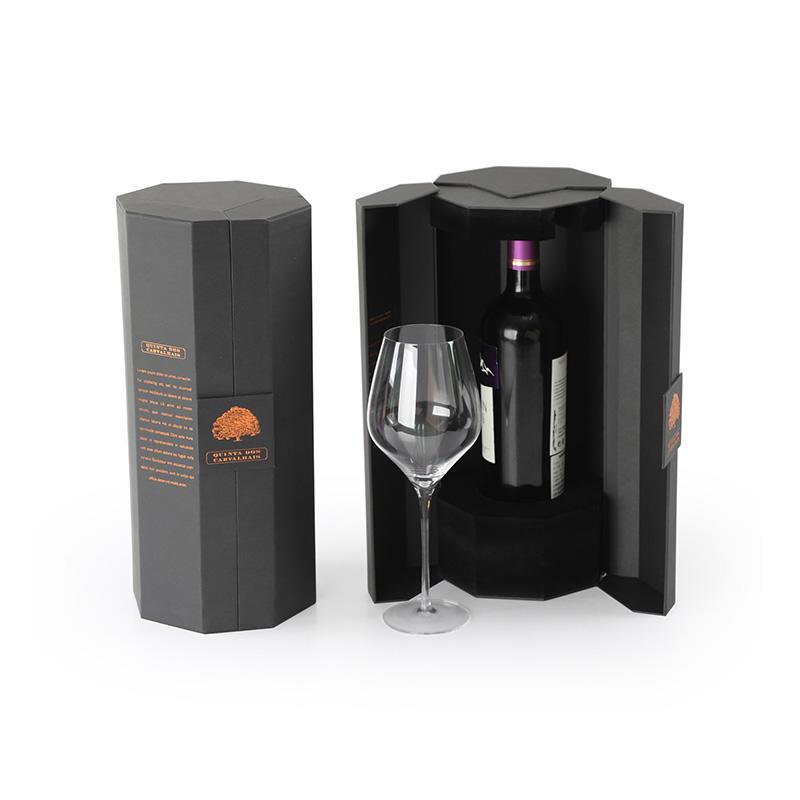 High-end Unique Wine Box