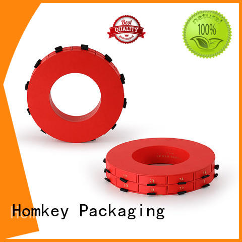 Homkey Packaging boxes custom chocolate boxes experts for gift packing