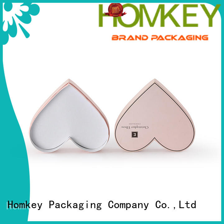 Homkey Packaging best cheap chocolate boxes experts for product packing