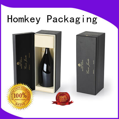 Homkey Packaging spirits wine gift box factory for gift wrapping