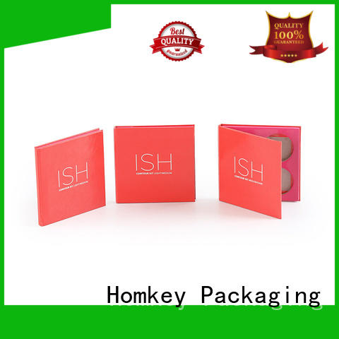 Homkey Packaging printed cosmetic boxes experts for Perfume