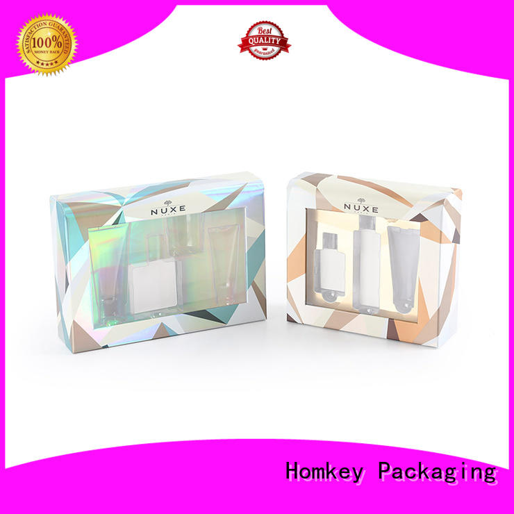 Homkey Packaging fine- quality cosmetic packaging supplies supplier for Perfume