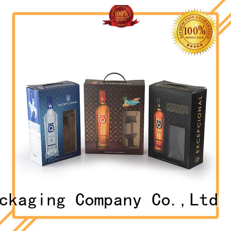 Homkey Packaging wine wine bottle packaging widely-use for gift wrapping