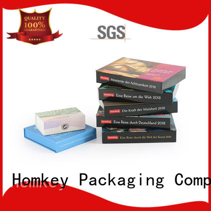 Homkey Packaging paper jewelry boxes wholesale with cheap price for gift items
