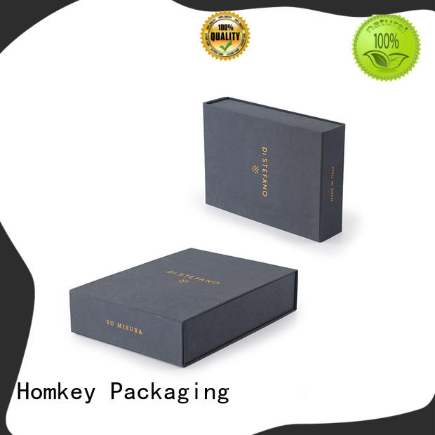 Homkey Packaging inexpensive printed gift boxes for gift items