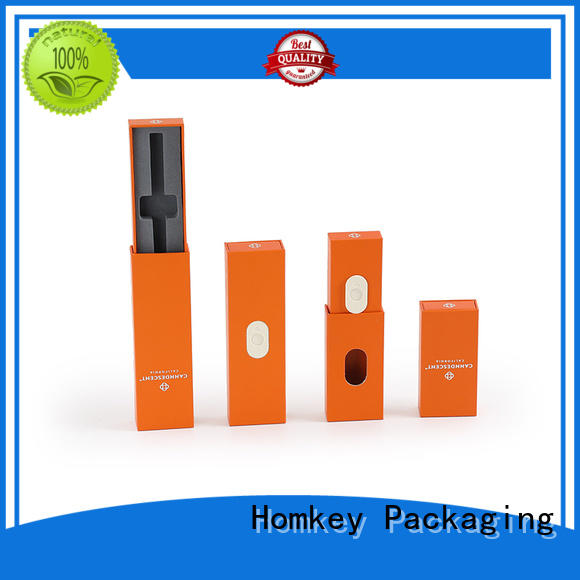 Homkey Packaging high-end CBD packaging experts for hospital
