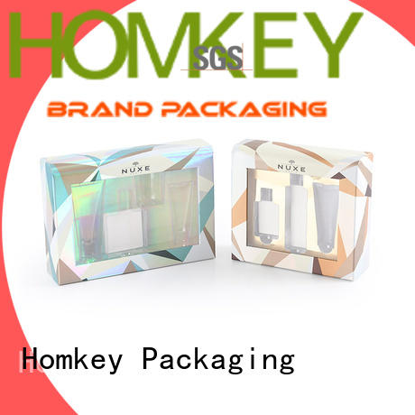 Homkey Packaging luxury cosmetic packaging supplies factory for maquillage