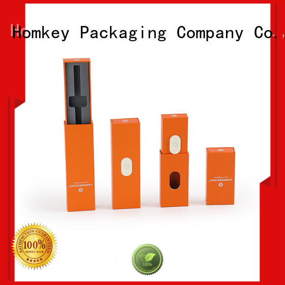 Homkey Packaging fine-quality CBD packaging at discount for hospital