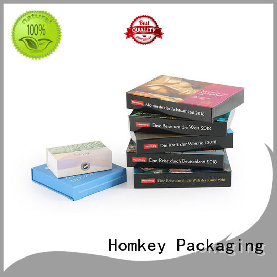 Homkey Packaging inexpensive jewelry gift boxes with cheap price for gift packing
