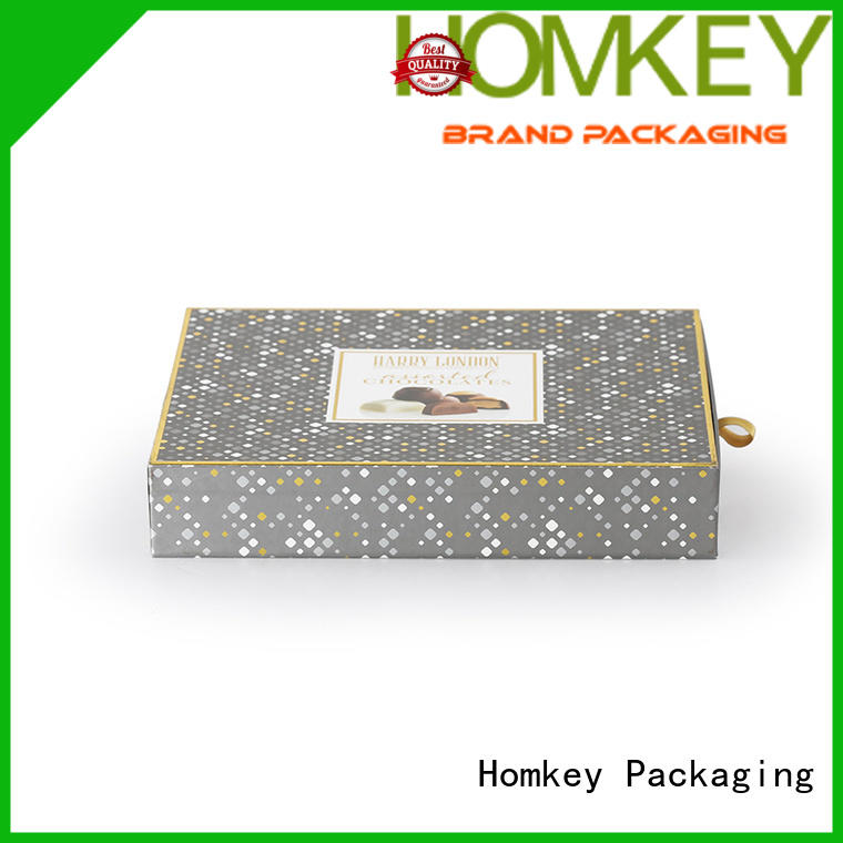 popular chocolate gift boxes lid widely-use for gift wrapping
