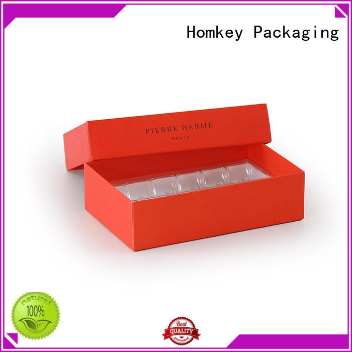 nice custom chocolate boxes paperboard owner for factory
