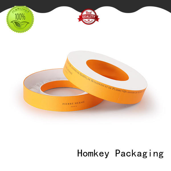Homkey Packaging hot-sale custom chocolate boxes long-term-use for product packing