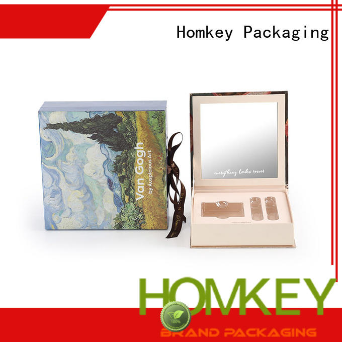 newly makeup packaging boxes collapsible supplier for Perfume