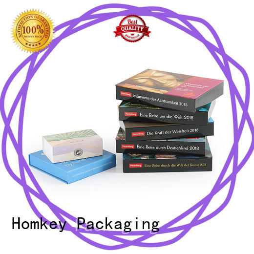 Homkey Packaging gift jewelry gift boxes owner for gift packing