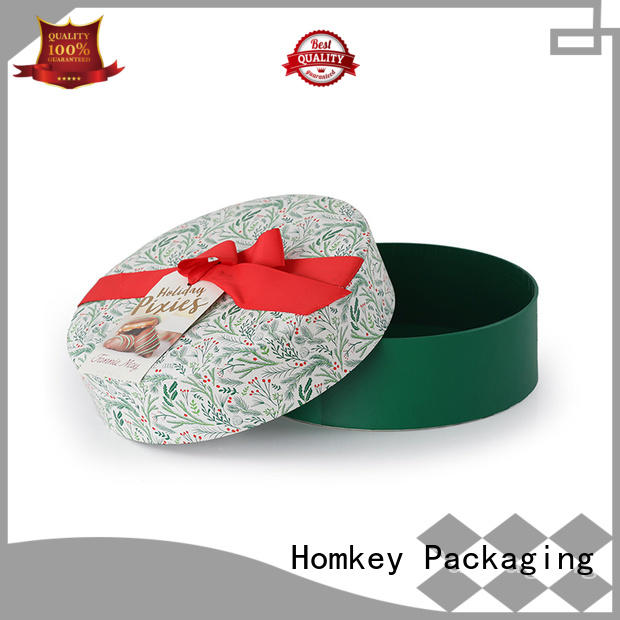 Homkey Packaging candy food packaging boxes order now for gift packing