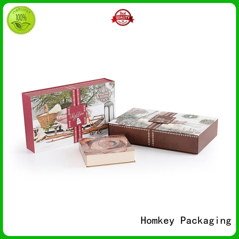 best cosmetic box collapsible manufacturer for maquillage