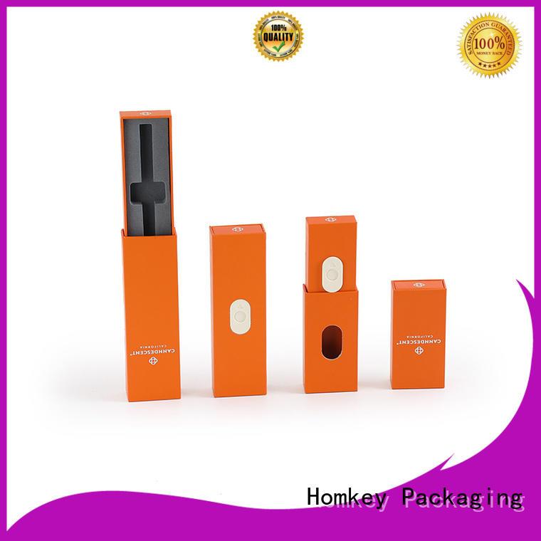 Homkey Packaging boxes CBD packaging owner for hospital