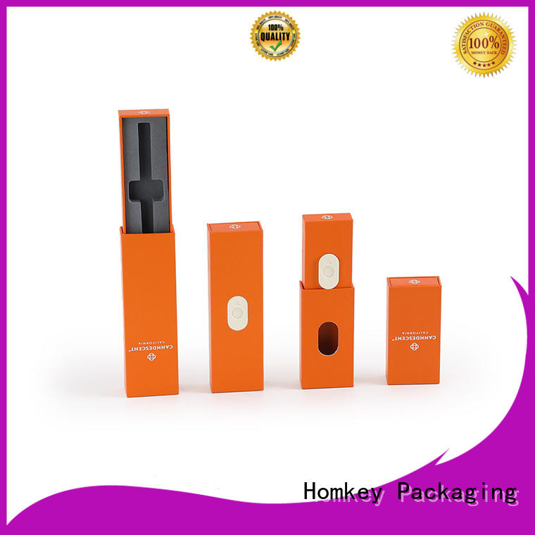 Homkey Packaging boxes CBD packaging owner for hospital