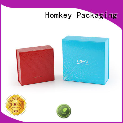 Homkey Packaging candle cosmetic box wholesale for Perfume