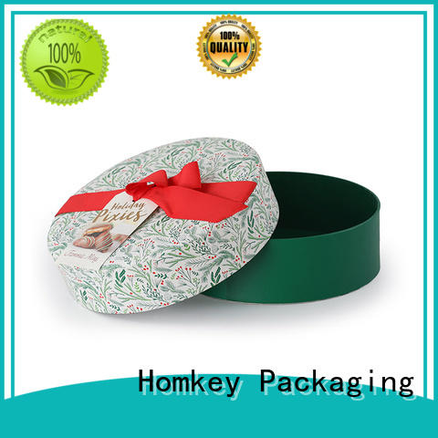 Homkey Packaging chocolates food packaging supplies free design for factory