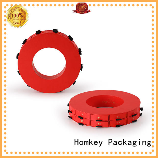 Homkey Packaging popular chocolate packing boxes order now for factory