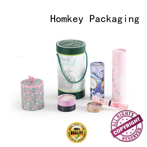 Homkey Packaging luxury cosmetic box packaging suppliers owner for cosmetics