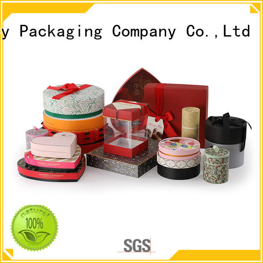 Homkey Packaging chocolates chocolate packing boxes for factory