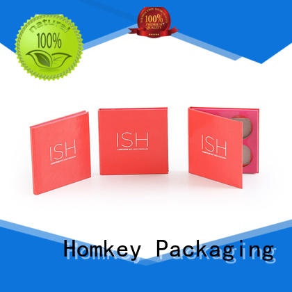 Homkey Packaging luxury cosmetic boxes owner for Perfume