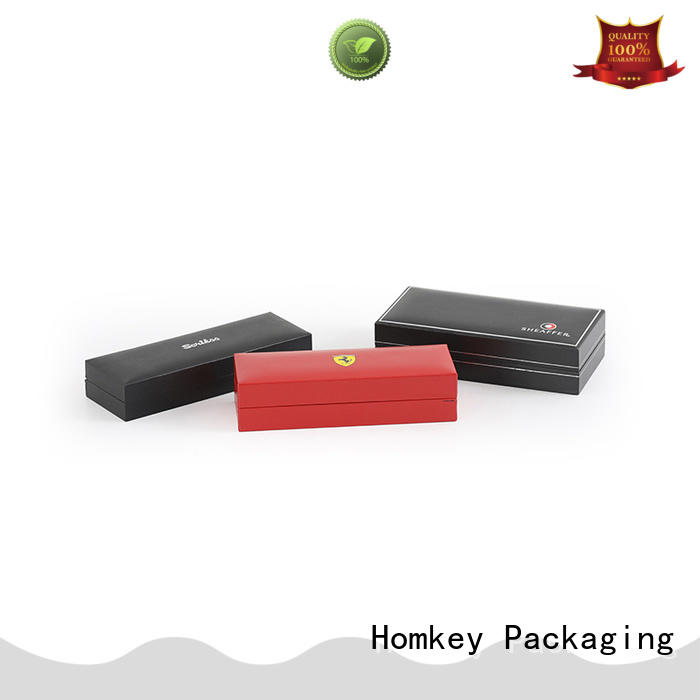 Homkey Packaging printed custom gift boxes certifications for gift items
