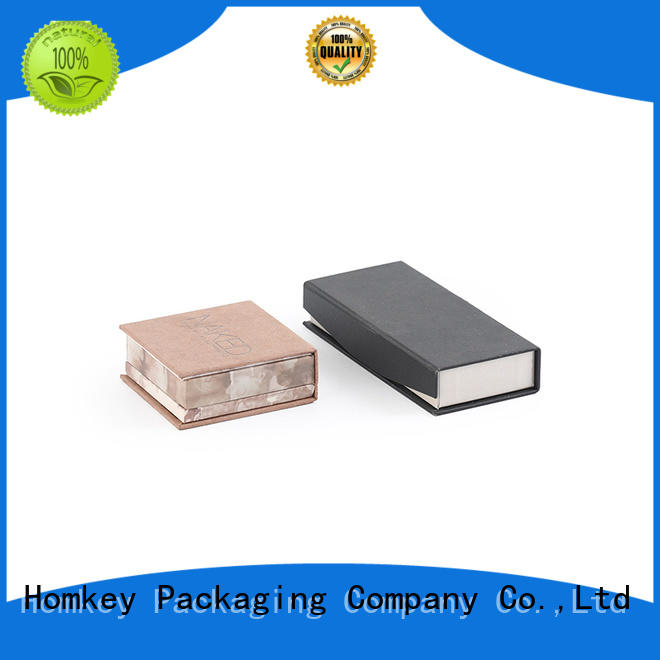 Homkey Packaging box cosmetic box experts for maquillage