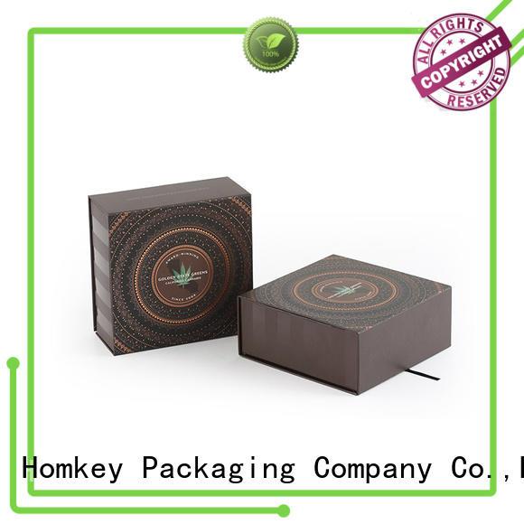 Homkey Packaging environmental CBD packaging owner for factory