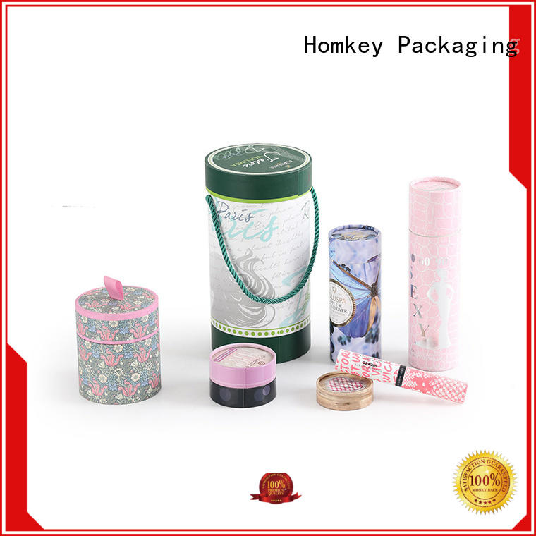 Homkey Packaging fine- quality cosmetic packaging boxes manufacturer for maquillage