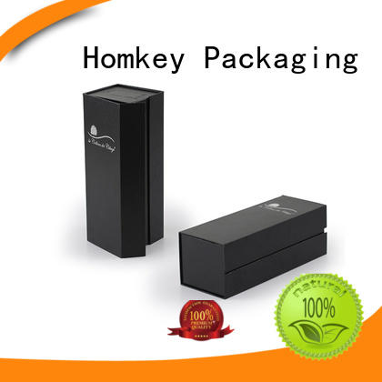 Homkey Packaging nice spirits box widely-use for wire packing