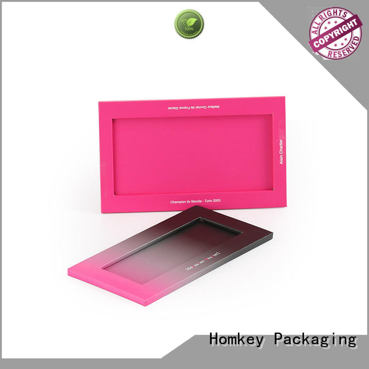 Homkey Packaging nice cheap chocolate boxes supplier for gift packing
