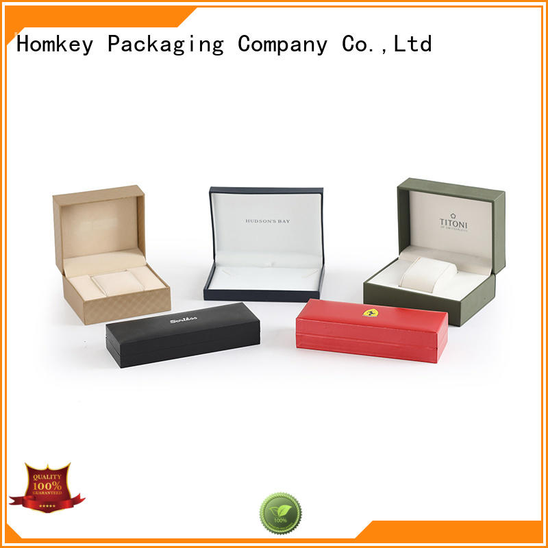 popular jewelry boxes wholesale plastic with Quiet Stable Motor for gift packing