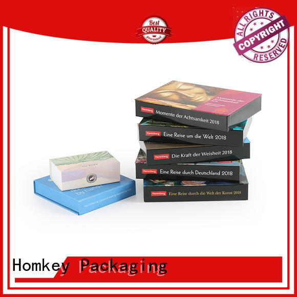 Homkey Packaging low cost printed gift boxes for gift items