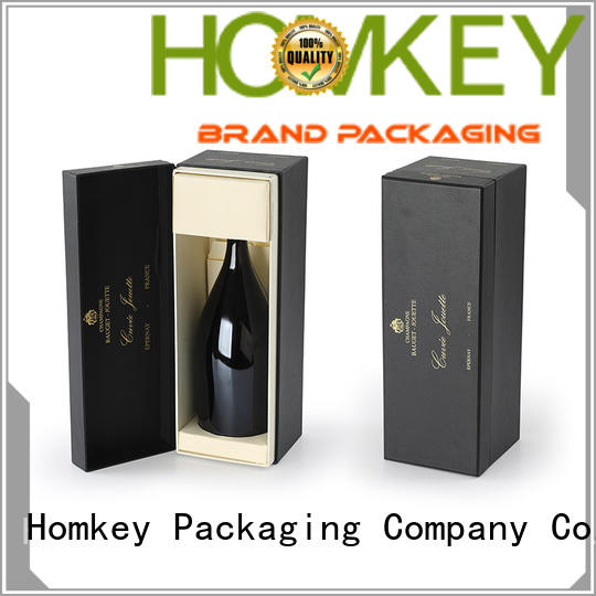 hot-sale wine case box hinged factory for wire packing