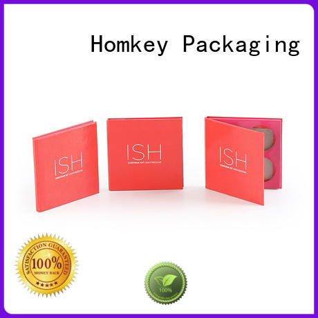 Homkey Packaging superior custom packaging boxes wholesale for maquillage