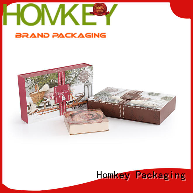 Homkey Packaging luxury custom packaging boxes experts for cosmetics
