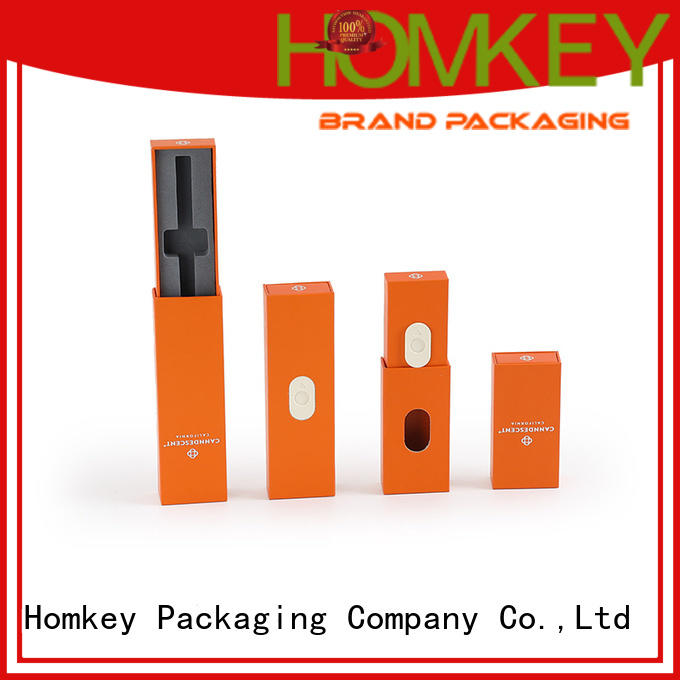 Homkey Packaging environmental medical cannabis packaging at discount for hospital