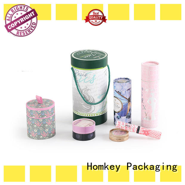 Homkey Packaging nice cosmetic boxes owner for maquillage