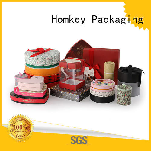 Homkey Packaging lid food packaging supplies free quote for gift packing