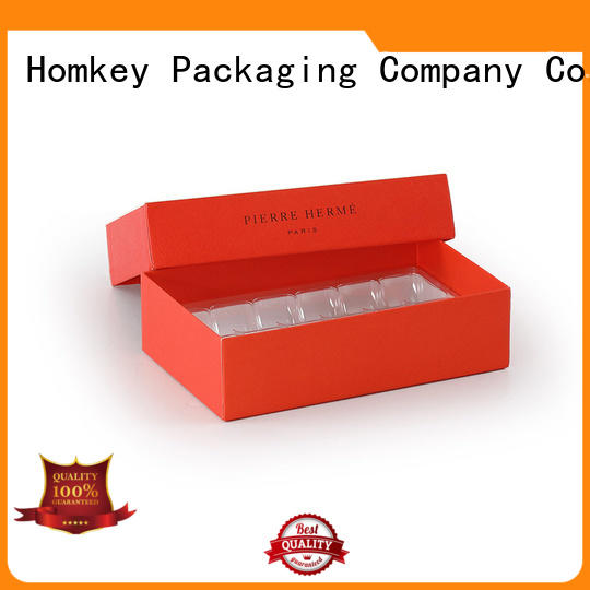 Homkey Packaging nice food packaging boxes supplier for product packing