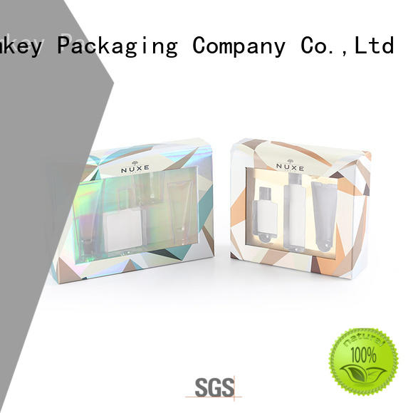 Homkey Packaging fine- quality cosmetic box packaging suppliers manufacturer for maquillage